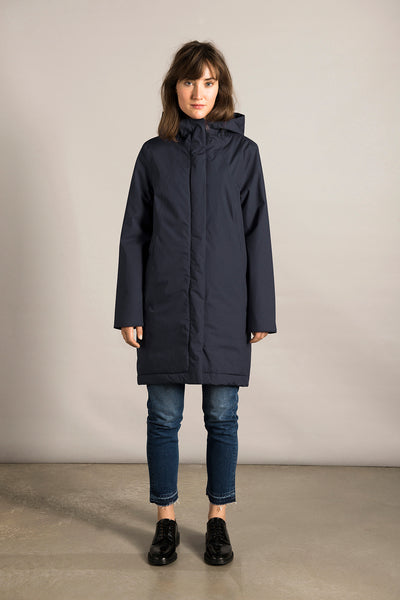 LangerChen Women Coat - Ariza (midnight)- €249.00 -50%