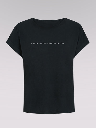 Women T-Shirt - Innovation (black)