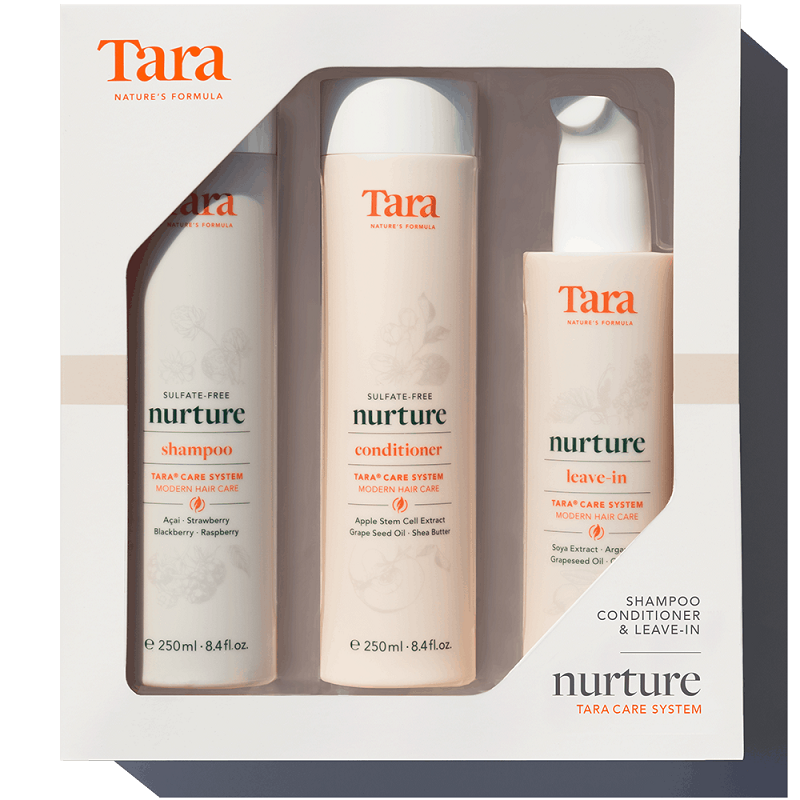 Tara Nature's Formula Nurture Care System (3 pc set)