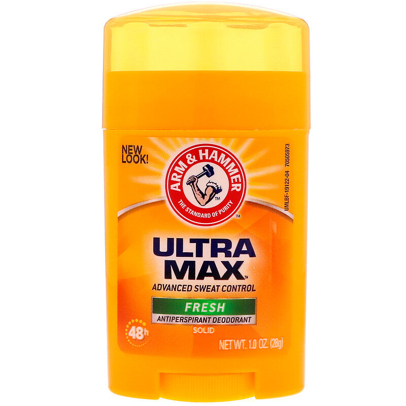 Arm & Hammer Ultra max Advanced sweat control fresh 28g