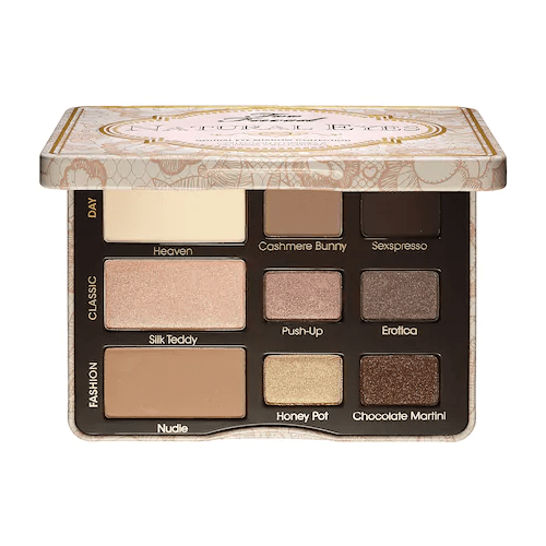 Too Faced Natural Eyeshadow Collection