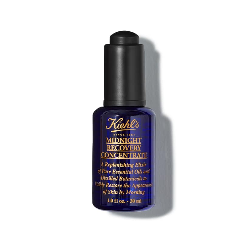 Kiehl's Midnight Recovery Face Oil – 30ML