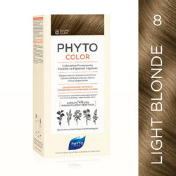 Phyto PhytoColor Permanent Color (8 أشقر فاتح)