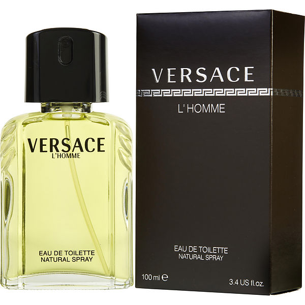 Versace L'Homme by Versace for Men Eau de Toilette 100ml