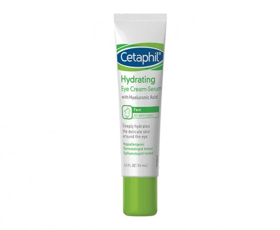 CETAPHIL HYDRATING EYECREAM-SERUM 14ML