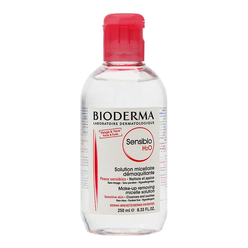 Bioderma Sensibio H2O Make-Up Removing Micelle Solution 250ml