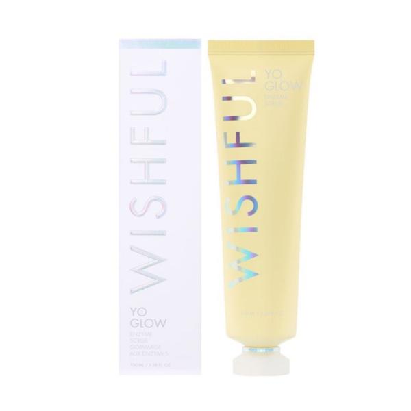 Wishful Yo Glow Enzyme Scrub - 40ml