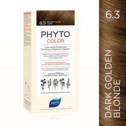 Phyto PhytoColor Permanent Color (6.3 أشقر ذهبي غامق)