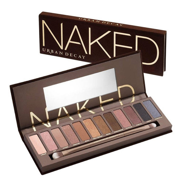 Urban Decay Naked Eyeshadow Palette Multicolors