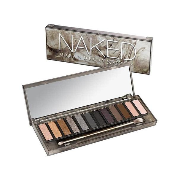 Urban Decay Naked Smoky Palette Eyeshadow New In Box