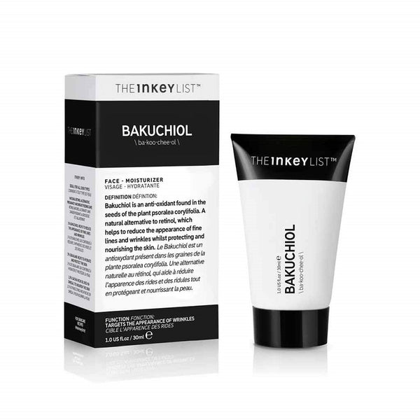 THE INKEY LIST MOISTURIZE BAKUCHIOL 30ML