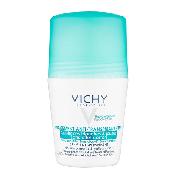 Vichy Deodorant Antiperspirant Anti-White Marks 48h 50ml