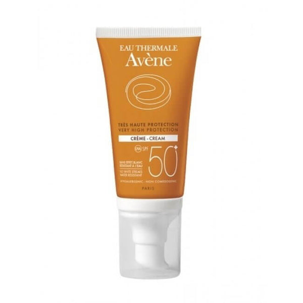 Avène Sun Very High Protection Cream SPF50+ 50ml