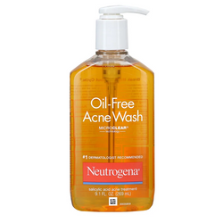 Neutrogena, Oil-Free Acne Wash, 269 ml)