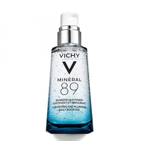 Vichy Minéral 89 Fortifying and Plumping Daily Booster 50ml