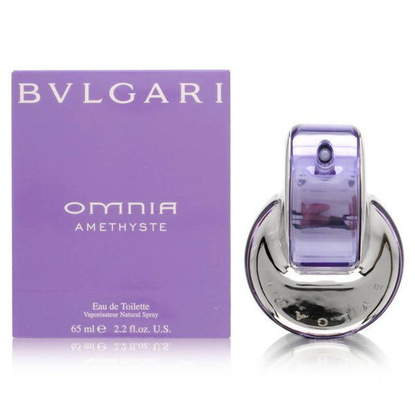 BVLGARI  Omnia Amethyste EDT 65ml For Women