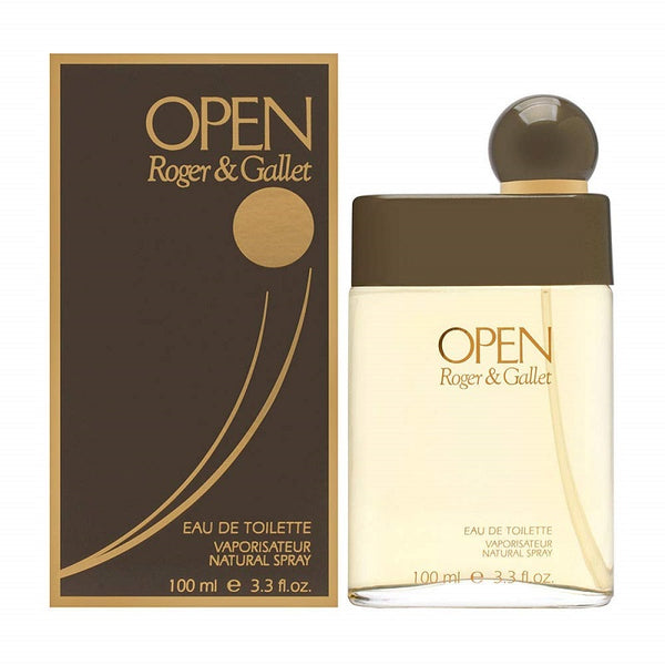 Roger & Gallet  Open  or Men Eau de Toilette 100ml