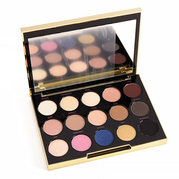 URBAN DECAY Eyeshadow  Decay Gwen Stefani Palette, 15 Color,