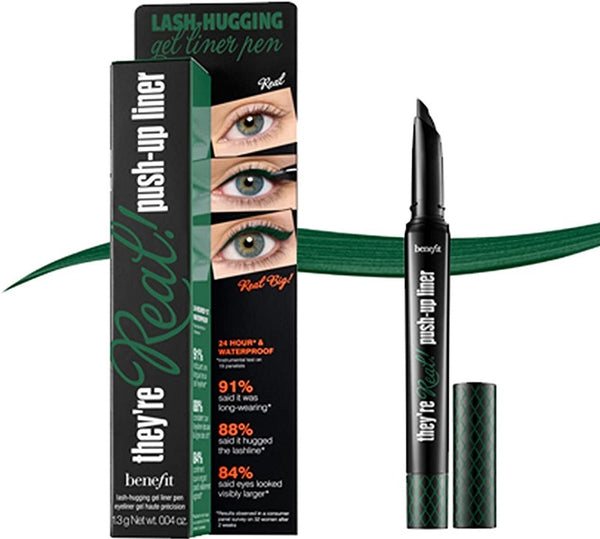 Benefit They'Re Real! Push-Up Liner beyond green