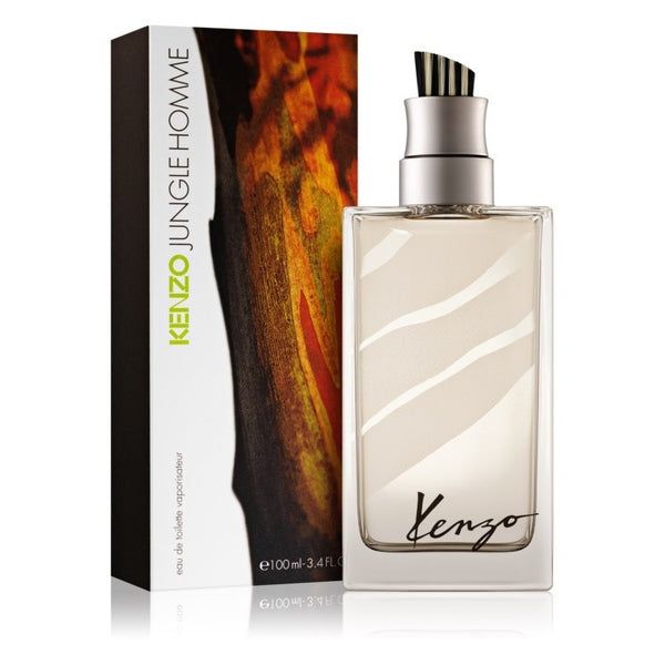 Kenzo Jungle Homme Eau de Toilette for men 100 ml