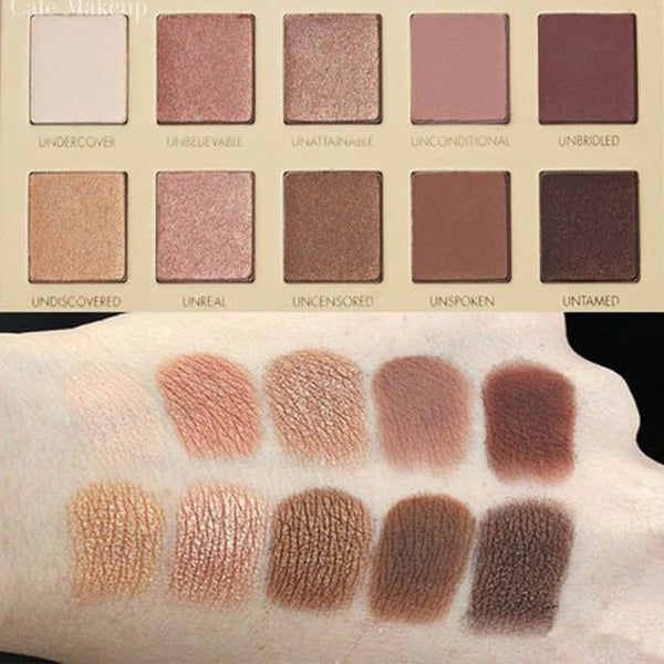 LORAC Unzipped Eyeshadow Palette W Mini Eye Primer