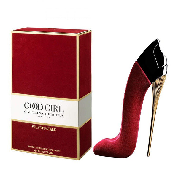 Carolina Herrera Good Girl VELVET FATALE EAU DE PARFUM 80 ML