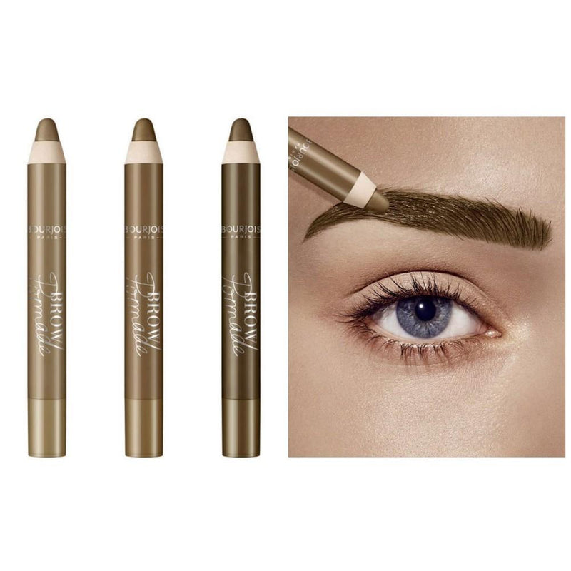 Bourjois Brow Pomade Eye Brow Pen 002 Chatain