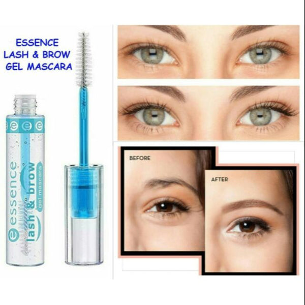 Essence lash brow gel mascara