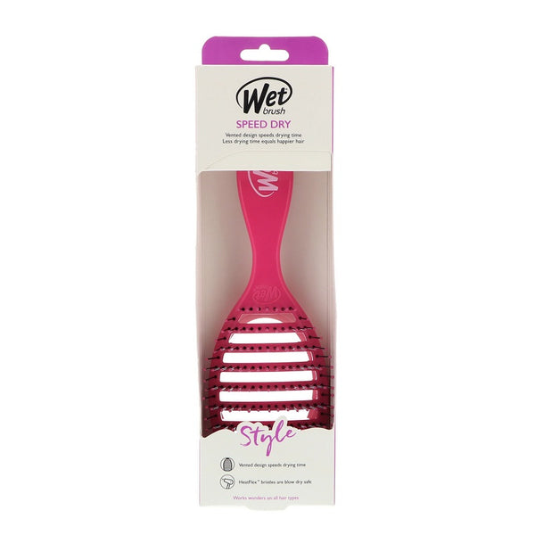 Wet Brush, Speed Dry Brush, Pink, 1 Brush