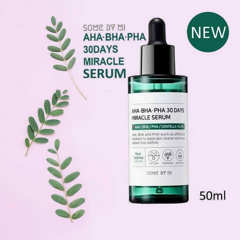 SOME BY MI AHA .BHA.PHA.30 DAYS MIRACLE SERUM 50 ML