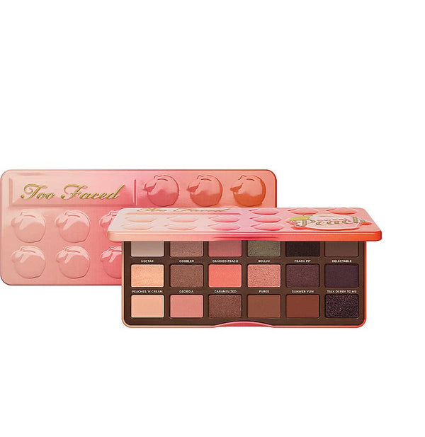 Too Faced Sweet Peach eye shadow palett