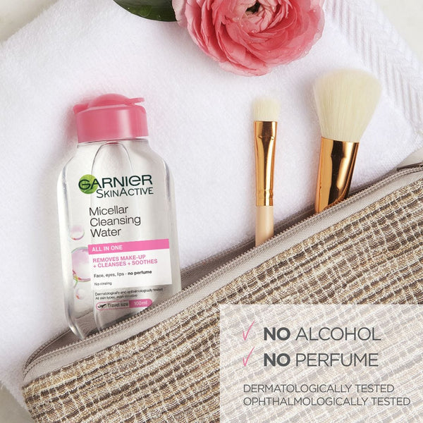 Garnier Skin Naturals Essentials Micellar Water 100 ml