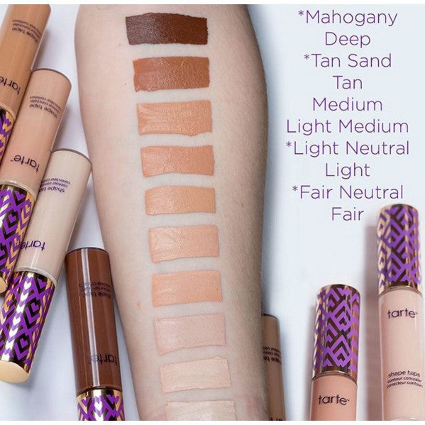 Tarte shape tape concealer 29N light-medium