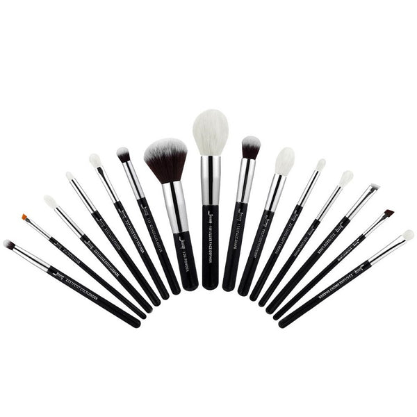 Jessup Professional Makeup Brushes Set INDIVIDUAL 15PCS T182