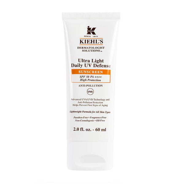 مستحضر Kiehl's Ultra Light Daily UV Defense SPF50 - 60ML