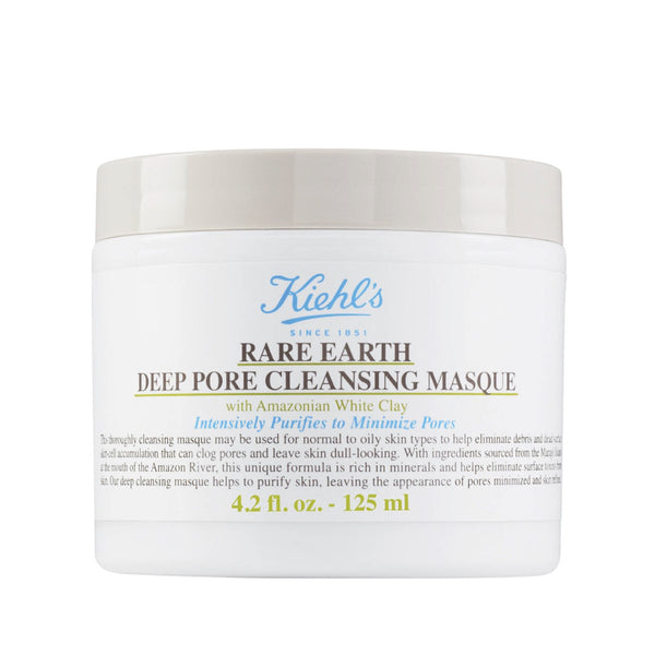 Kiehl's Rare Earth Deep Cleansing Cleansing Mask - 125ML