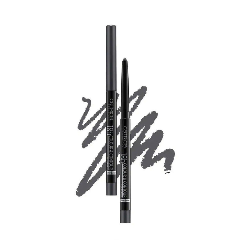 Catrice 18h Colour & Contour Eye Pencil - 20 ABSOLUTE GREYZINESS