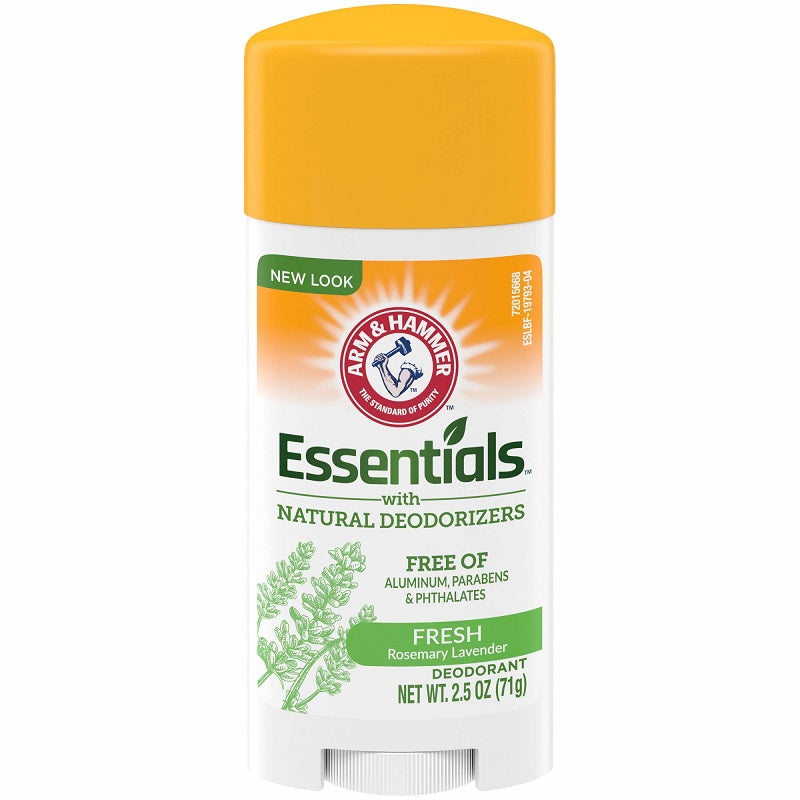 Arm&Hammer Essentials with Natural Deodorizers Fresh Rosemary Lavender 28 g