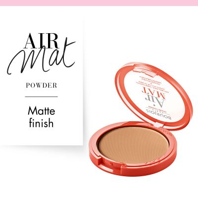 Bourjois AIR MAT POWDER 05 CARAMEL