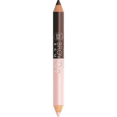 Bourjois Brow Duo Sculpt - 23 Brun