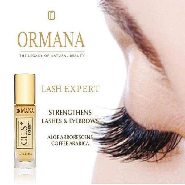 ORMANA LASHES AND EYEBROWS – 07ML