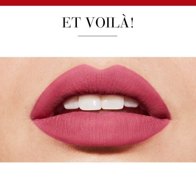 Bourjois Rouge Velvet The Lipstick - 04 Hip Hip Pink