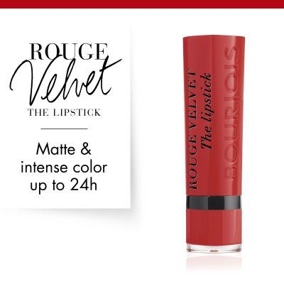 Bourjois Rouge Velvet The Lipstick - 05 Brique à brac