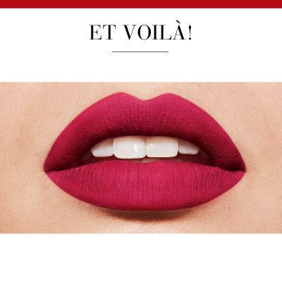 Rouge Velvet The Lipstick - 09 Fuchsia botté
