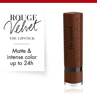 Rouge Velvet The Lipstick - 25 Maca'brown