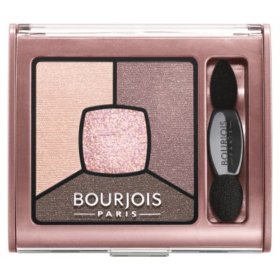 Bourjois SMOKY STORIES T02 OVER ROSE