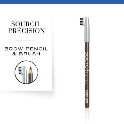 Bourjois eyebrow SOURCIL PRECISION NOISETTE 07
