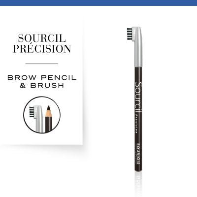 Bourjois Sourcil Précision Eyebrow Pencil 08 Brun Brunette
