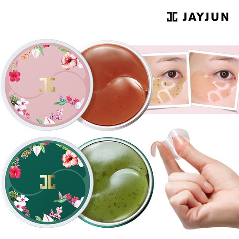 Jayjun Green Tea Eye Gel Patch – 60Pic