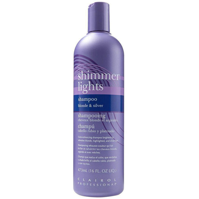 Clairol SHIMMER LIGHTS SHAMPOO NEW
